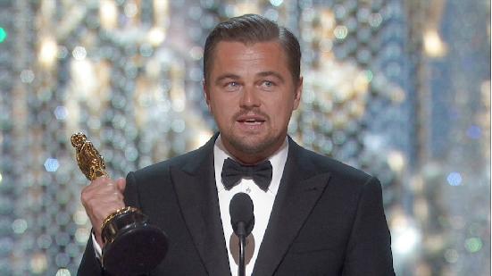 DiCaprio Oscar